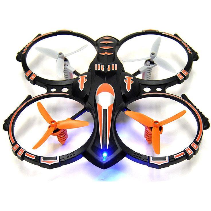 American RC Stunt Drone Quadcopter w/ 360 Flip,2.4GHz, 4 CH