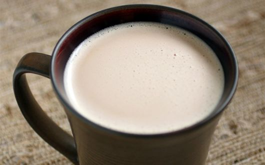 Coconut Oil Coffee recipe shared by Jenny Travens from Super Food Living.