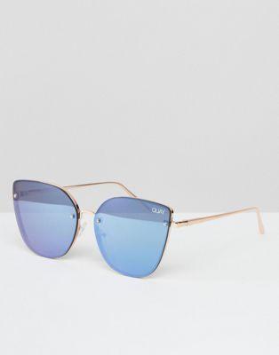 """Солнцезащитные очки """"кошачий глаз"""" Quay Australia Lexi"""