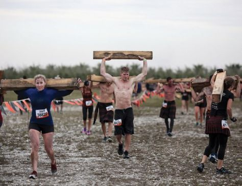 Six Week Training Plan for Obstacle Course racing