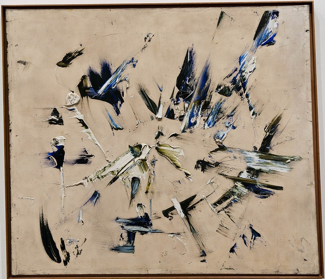 Judit Reigl: Outburst- saw this in the MET. I don't normally like this kind of thing but I stared at it for almost 20 minutes.