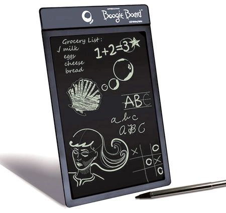 Boogie Board LCD Writing Tablets by Improv Electronics - $32.95