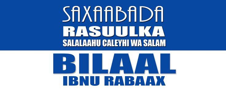 Bilaal Ibnu Rabaax