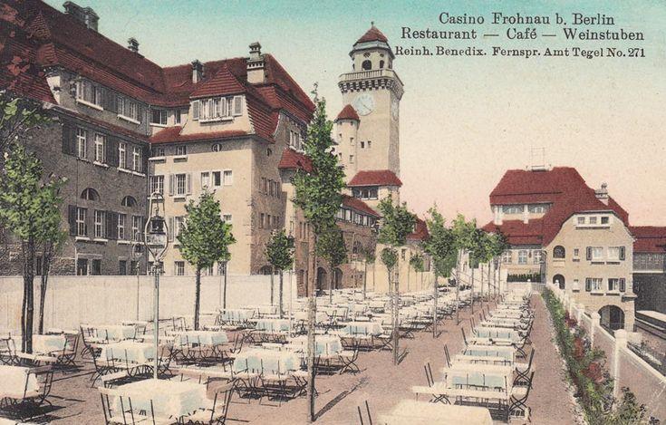 restaurant casino berlin spandau