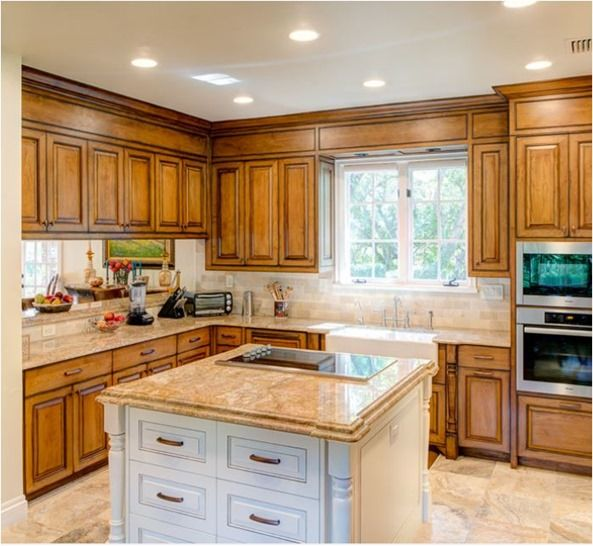 Centsational Girl » Blog Archive Remodel Woes: Kitchen Ceiling and Cabinet Soffits - Centsational Girl