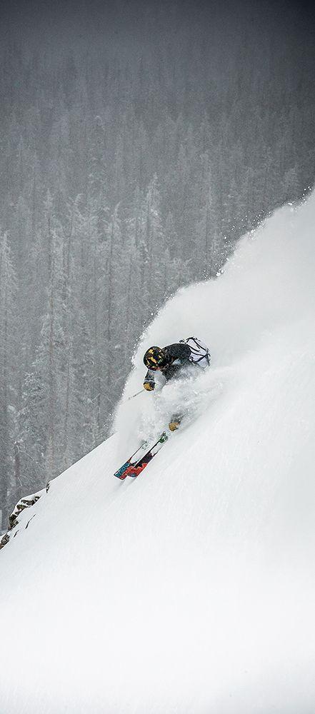 Balsams wilderness ski area dick got