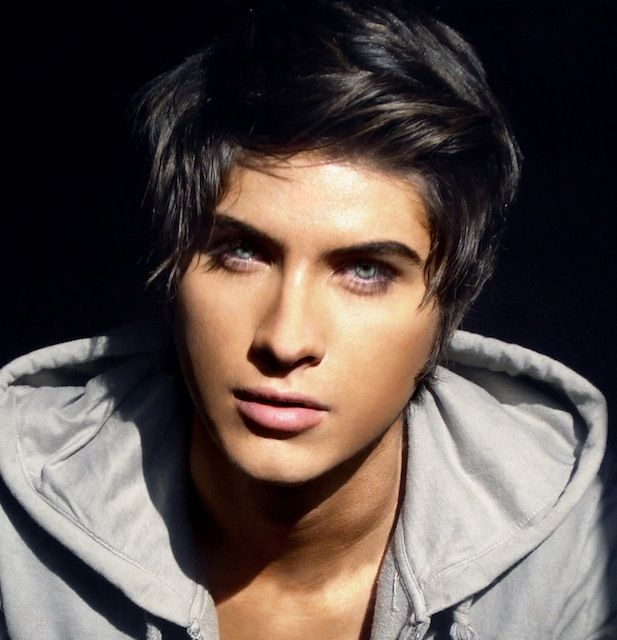 Male Models Dark Hair Blue Eyes - Want your ideal partner? Description from pinterest.com. I searched for this on bing.com/images