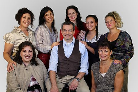 """Modern relationships have never been messier than for Jake, a novelist who finds more success in his career than his life. The award-winning Maurer Productions OnStage presents Neil Simon's comedic classic """"Jake's Women"""" at Mercer County Community College's Kelsey Theatre Fridays, Sept. 30 to Oct. 9."""