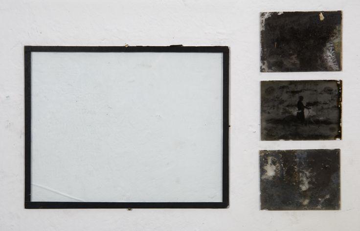 Latent Image - installation, Otwarta Pracownia, Krakow, Poland, 2012