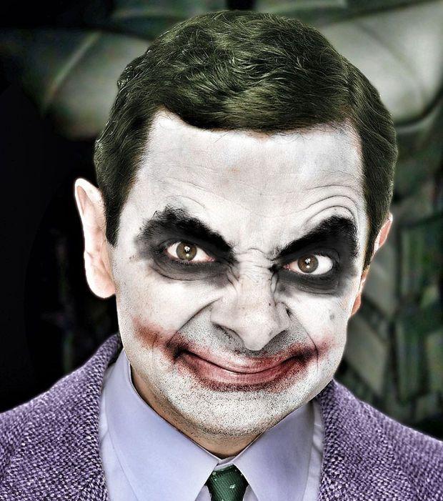 Esqueça Jared Leto, Mr. Bean faria um Coringa muito mais emocionante