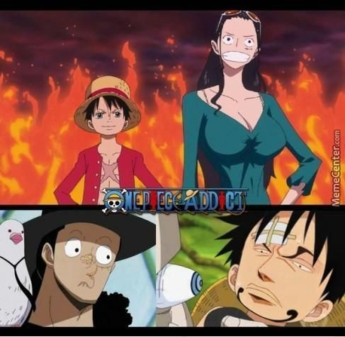 Epic One Piece Faceswap Xd by krillmaster - Meme Center