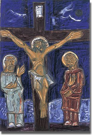 Image from http://www.methodist.org.uk/static/artcollection/images/pic31_the_crucifixion.jpg.
