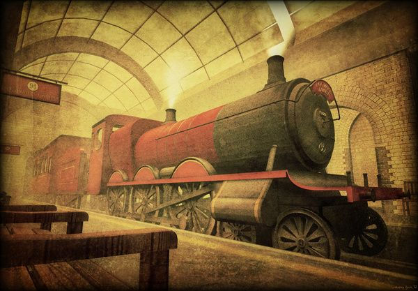 55 best images about hp hogwarts express on pinterest