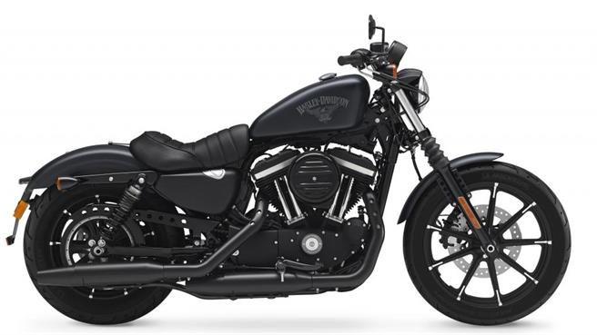 Harley Davidson Iron 883 >2016