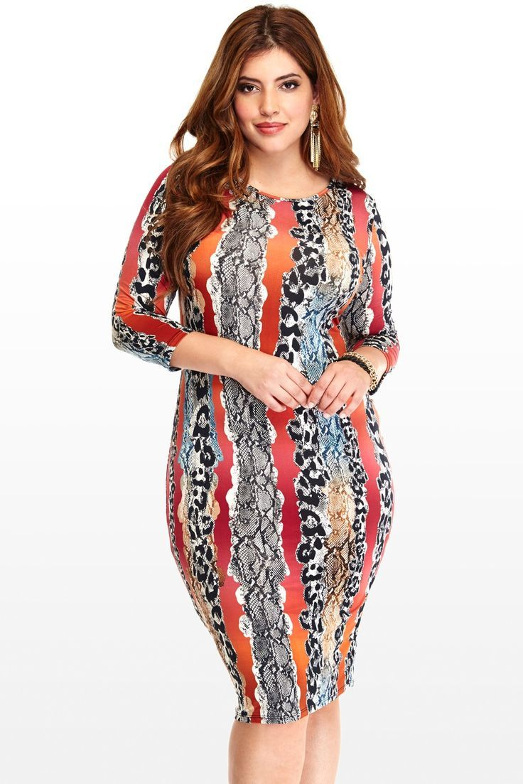 Plus Size Urban Clothing to Match with All Age Groups and All ...