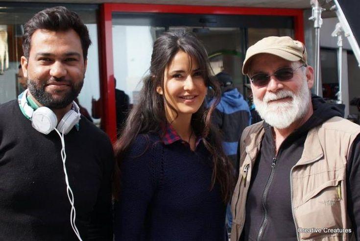 Tiger Zinda Hai: Katrina Kaif poses with Ali Abbas Zafar in this throwback picture from Austria