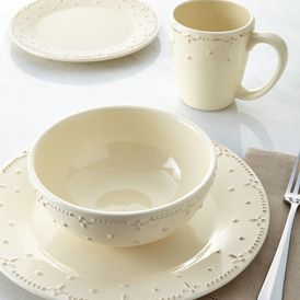 Contemporary Dinnerware Sets by Horchow