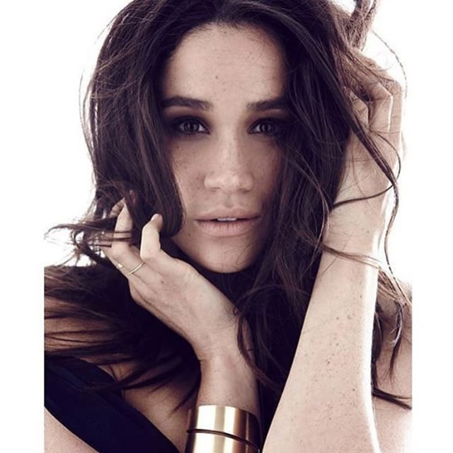 The stunning @meghanmarkle from @suits_usa wearing the new DD Parallel Cuff. Shot by @gaborjurina emoji️ with hair and makeup by @michaelgoyette. #deandavidson - See more at: http://iconosquare.com/viewer.php#/detail/1040855319319457405_4761834
