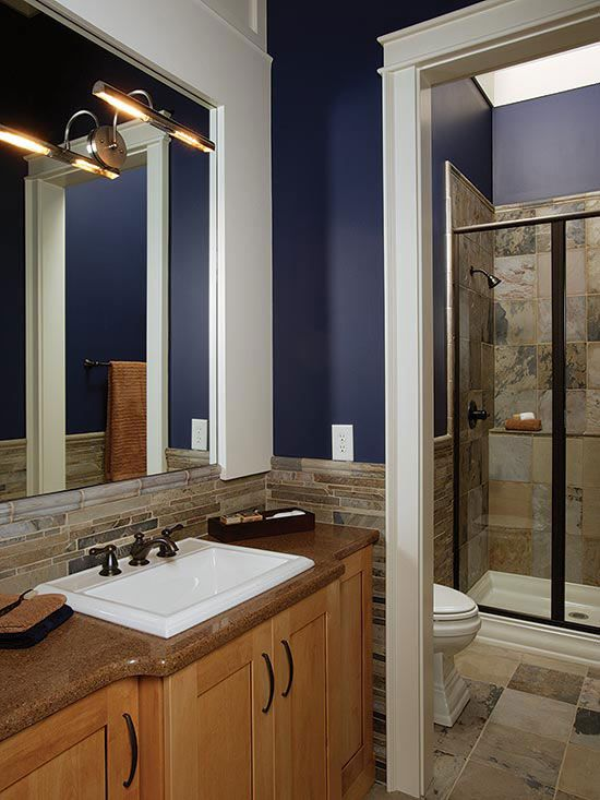 Bathrooms Blue Mountains: 46 Best Images About Blue Bathrooms On Pinterest