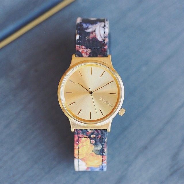 WIZARD PRINT SERIES - FLEMISH BAROQUE- stylové hodinky pro všechny elegantní dámy a slečny. Žádný kus nemá stejný pásek a tak jde vždy o originál.  http://www.24time.cz/wizard-print-series-flemish-baroque/