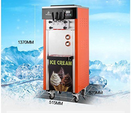 Ice cream machine Professional bigger size Commercial use machine ** You can find more details by visiting the image link. #IceCreamMachines