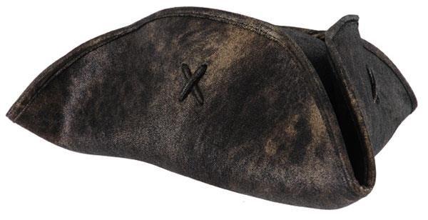 Шляпа пиратская купить