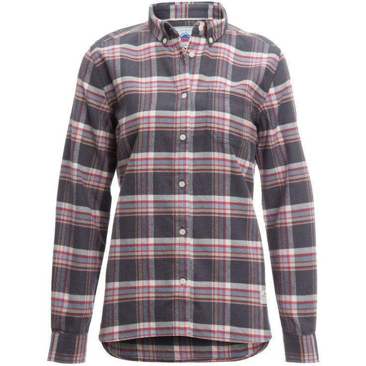 Penfield - Beresford Check Shirt - Women's - Grey