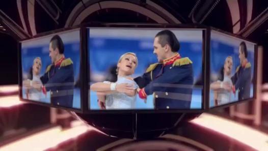 Сочи 2014 Фигурное катание. Сборная России выиграла командные соревнования по фигурному катанию - Видео Dailymotion