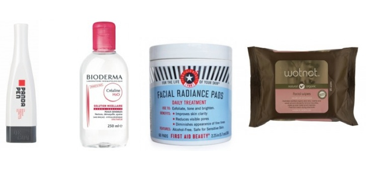 So it turns out that I'm not alone! For guilt (and panda eye) free Sundays, and clearer skinned mornings all round, try these 4 wonder products that make taking your makeup off a breeze... no matter how late you get home!