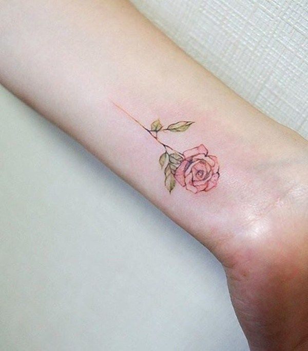 60 Most Beautiful And Breathtaking Small Wrist Tattoos Design Ideas To Make You Jealous – EcstasyCoffee #Hawaiiantattoos