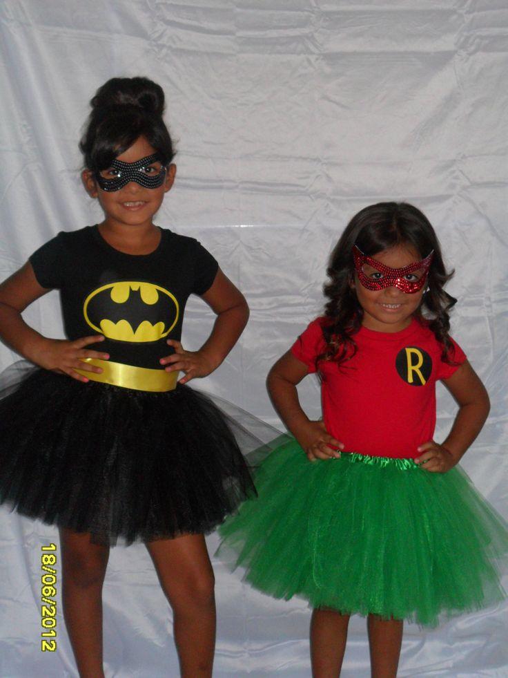 Cute tutu super heros!