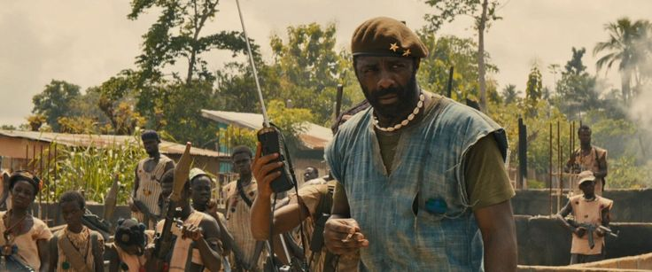 New Releases on Netflix 2017 - Beasts of No Nation (2015)