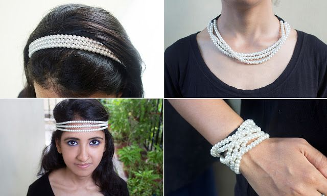 4 #Modern and #Stylish Ways To Wear #Pearl Layers