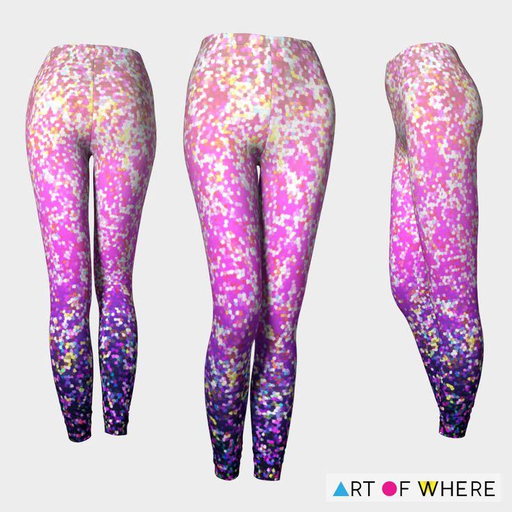 https://artofwhere.com/artists/medusa81 SOLD Leggings Glitter Graphic Background G9!  https://artofwhere.com/artists/medusa81/clothing/leggings/14515 #artofwhere #Leggings #clothing #fashion #trend #glitter #graphic #sparkly #pink #purple