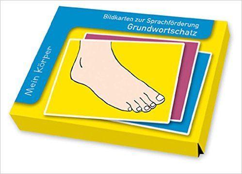 Mein Körper Bildkarten zur Sprachförderung: Grundwortschatz: Amazon.de: Redaktionsteam Verlag an der Ruhr, Anja Boretzki: Bücher