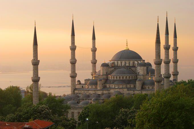 Sultan Ahmet, Historic centre of Istanbul.