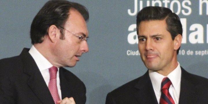 Y anuncia Luis Videgaray MÁS IMPUESTOS en 2016 con el permiso del Consejo Coordinador Empresarial