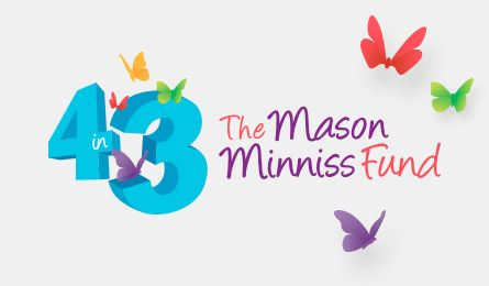 2013 Recipient: 4 in 3 Mason Minniss Fund   Project: Corporate Identity Refresh   www.masonminnissf... #quisk #design #adelaide #southaustralia #bigpicture #giveback #mason #4in3