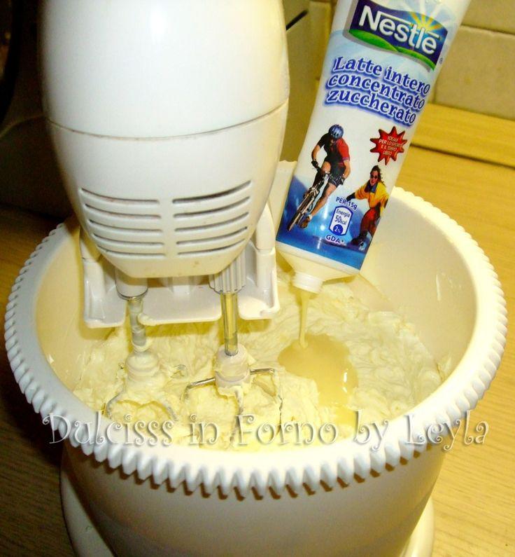 Crema al mascarpone senza uova   Camy Cream   Dulcisss in forno