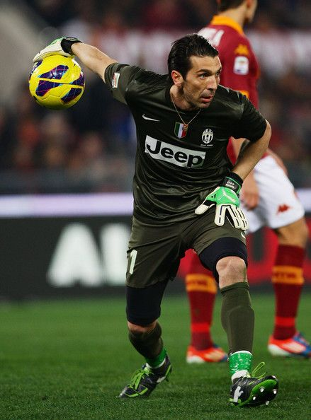 Buffon. still one of the best goalkeepers in the whole world. legend