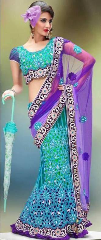 Ne wIndian Lehenga hot Lehenga Saris 2014 Utsav Fashion