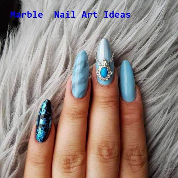 Stylisches Nageldesign Sommer 2019 …