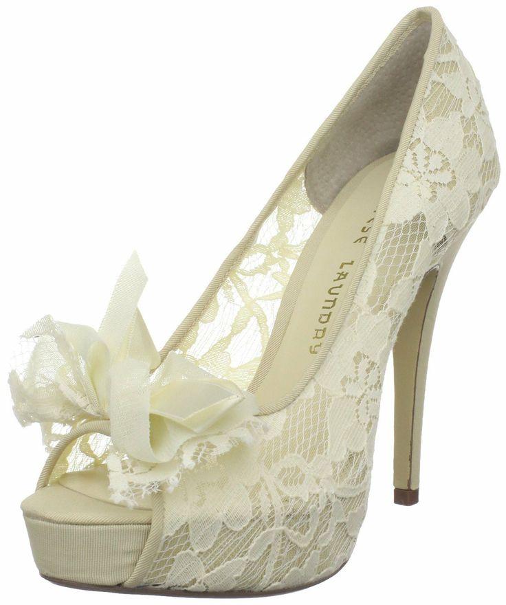 Cute Wedding Shoes - Amazon.com: Chinese Laundry Women's Hotline Platform Pump: Chinese Laundry: Shoes