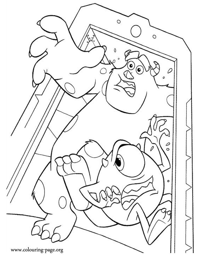 disney rides coloring pages | 46 best Disney Coloring Pages images on Pinterest ...