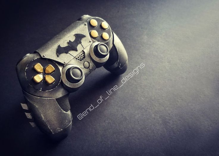 Learn about Batman PS4 Controller Knows Where The Trigger Is http://ift.tt/2zTXtOL on www.Service.fit - Specialised Service Consultants.
