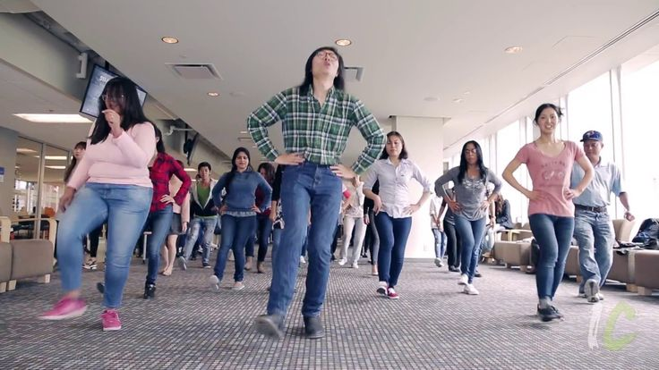 Each July we celebrate the Calgary Stampede, the Greatest Outdoor Show on Earth. To get everyone Stampede ready, our ICan Crew volunteers taught a line danci...  #yyc #stampede #calgarystampede #linedancing #dance #cowboy #cowboys #western #canada #higheredvideos #HIvideos #videosforcolleges #socialvideo #videomarketing #dancing #intercultural #summer