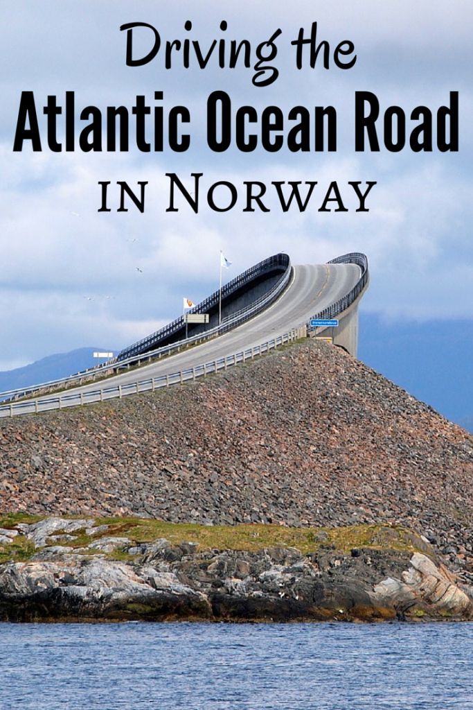 Bucket list - Driving the Atlantic Ocean Road in Norway