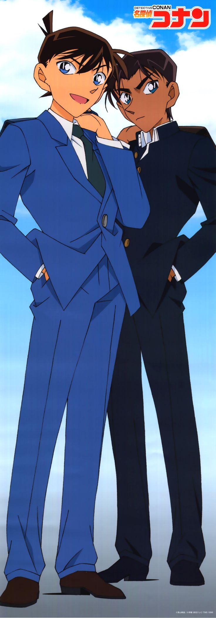 Meitantei Conan, Hattori Heiji, Kudou Shinichi, School Bag