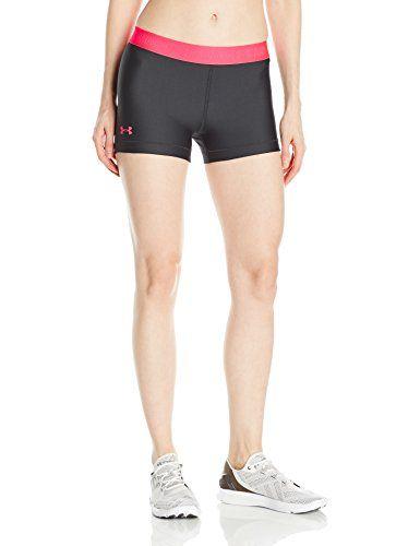 €7.12 in Gr. XL * Under Armour Damen UA HG Shorty Shine Wb Kurze Hose * Sportbekleidung Damen günstig