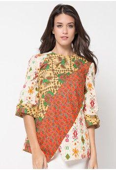 Blouse Batik 3 Negeri